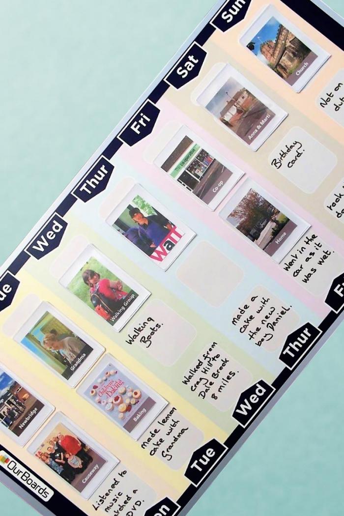 Weekly Visual Planner